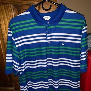 Men's Callaway Golf Polo